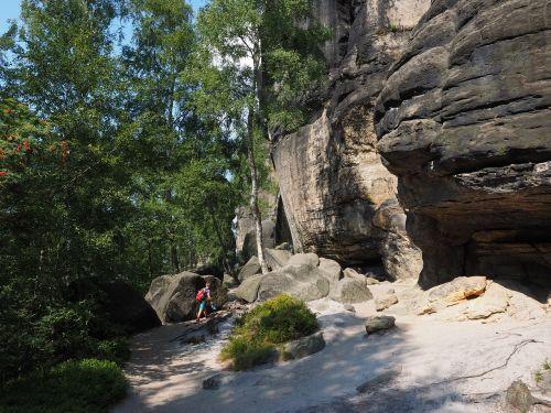 frienstein elbe sandstone hike