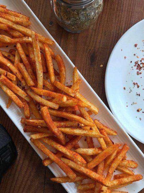 fries  food  breakfast