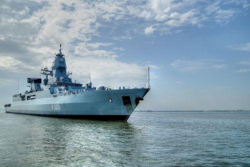 frigate german navy hamburg