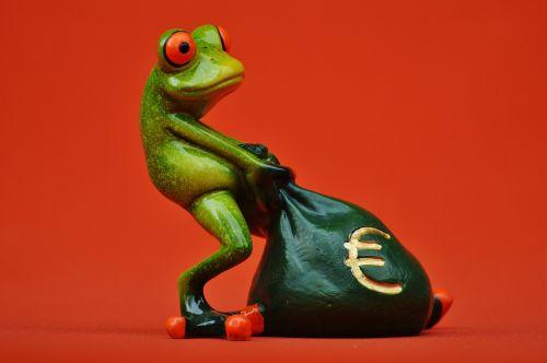 frog money euro