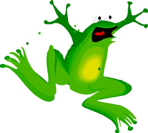 frog leap green