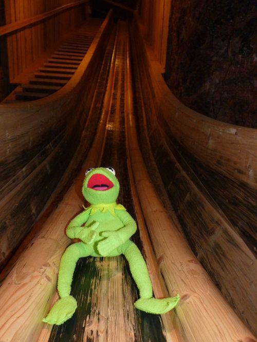 frog kermit slip