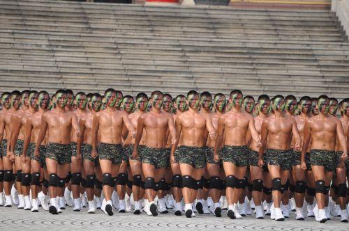 frogman soldier marines