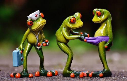 frogs emergency figures