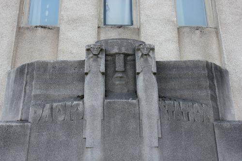 Frontside Ornament Radio Kootwijk