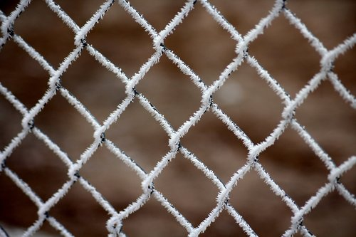frost  the grid  fencing