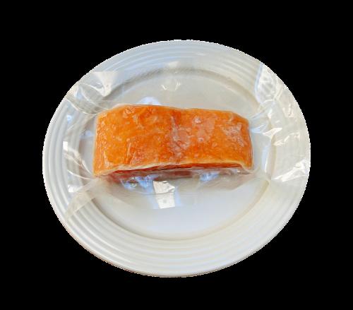 sušaldyta lašiša, patiekalas su lašiša, sušaldyta žuvis, maistas