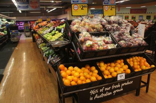 fruit supermarket super