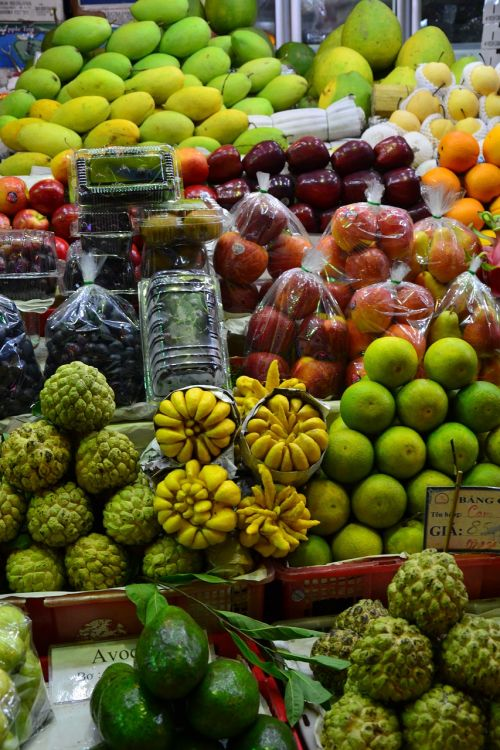 fruit sell itinerant