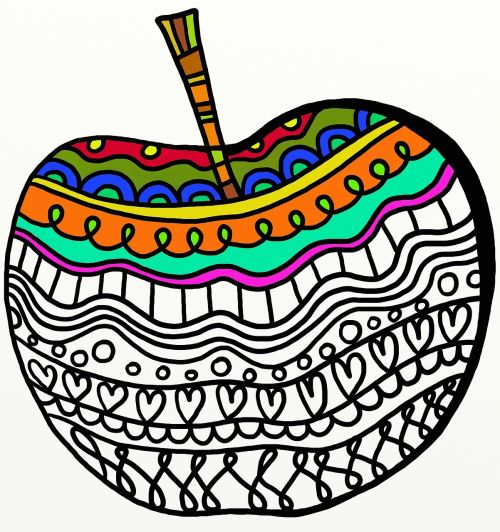 fruit food apple
