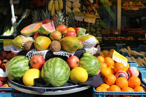 fruit fruits market