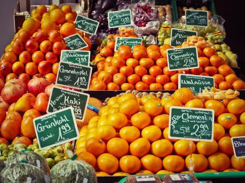 fruit fruit stand fruits