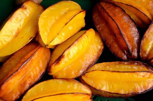 fruit starfruit star fruit