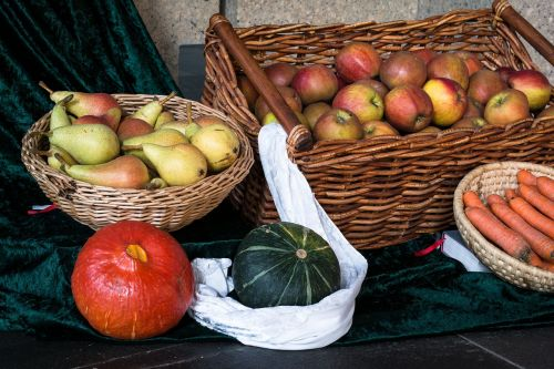 fruit vegetables thanksgiving