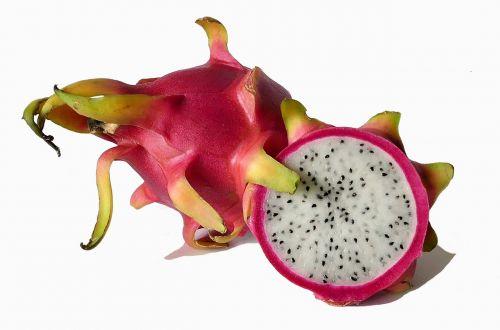 fruit exotic fruits dragon fruit