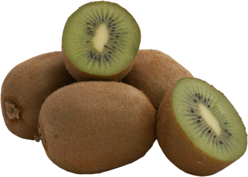 fruit kiwi green