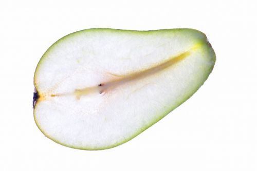 fruit pear green