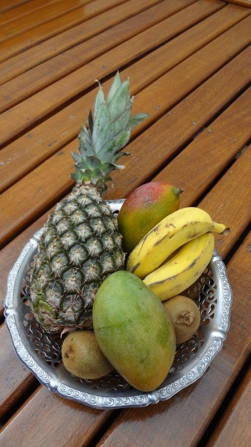 fruit pineapple manga
