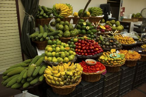 fruit music healthy