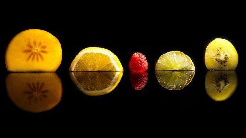 fruit black mirroring