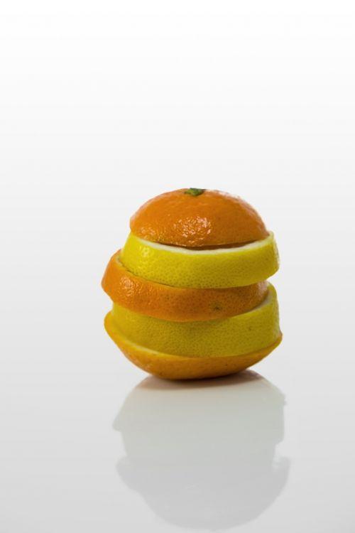 fruit orange mandarin