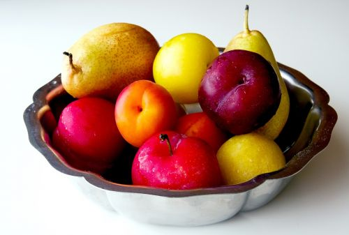 fruit apple food