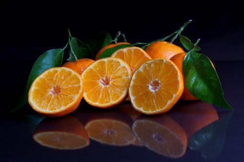 fruit mandarin orange