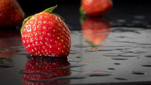 fruit food fragaria