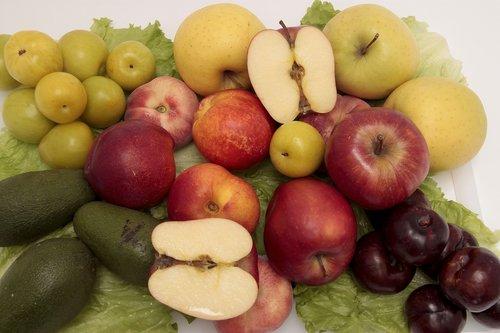 fruit  food  healthy