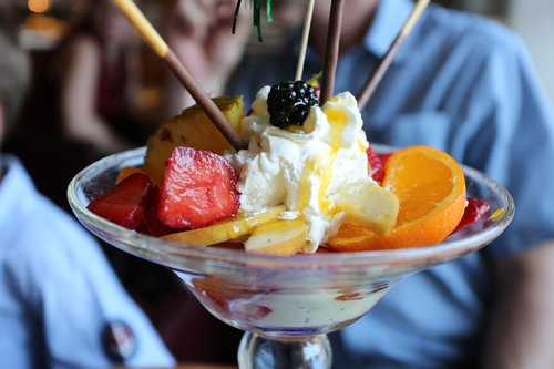 fruit  dessert  food