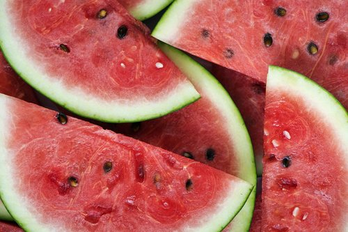 fruit  food  watermelon
