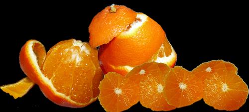 fruit  tangerines  citrus