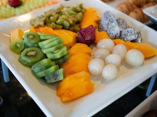 fruit  kiwi  leech