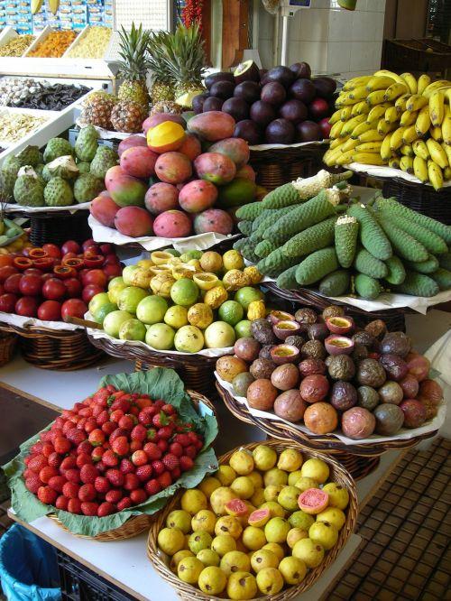 fruit passion fruit market