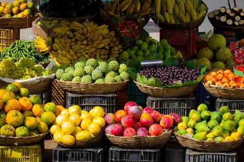 fruit market farmer's market