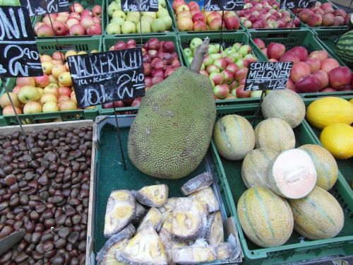 fruit tropical fruit market