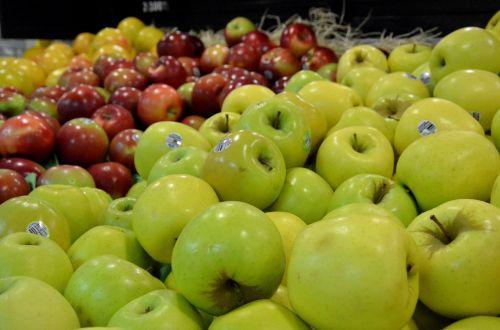 fruit apple much