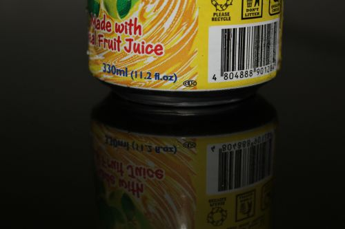 Fruit Juice In Can