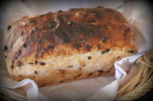 fruit loaf bread loaf