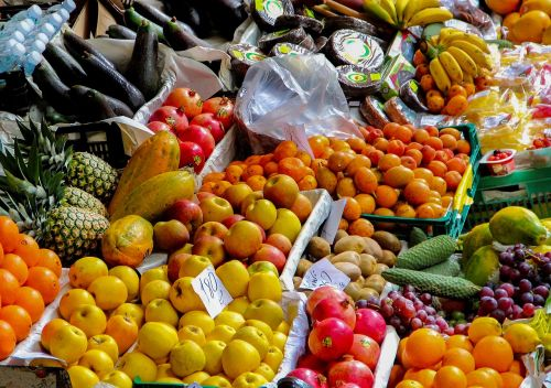 fruit stand fruit market