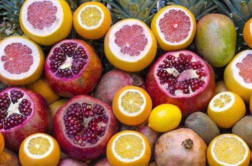 fruits refreshment fresh