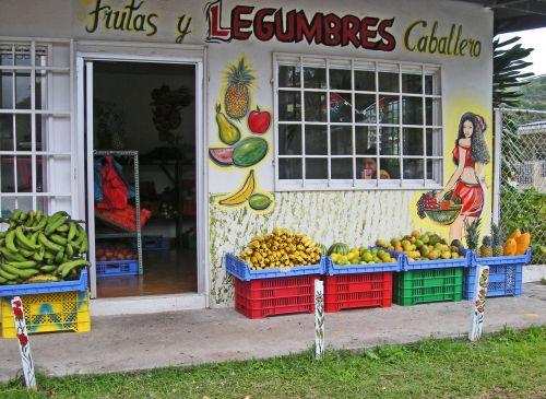 Fruits & Vegetables For Sale