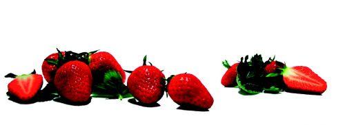 fruity strawberries sweet