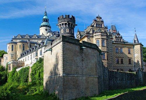 frýdlant  castle  renaissance