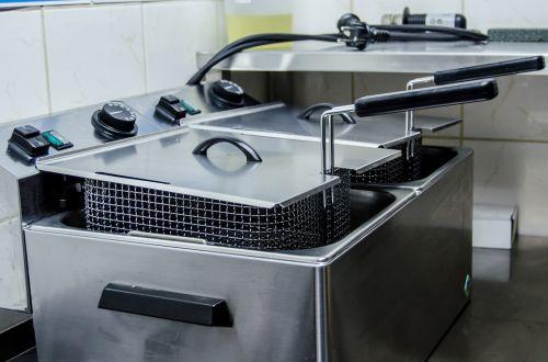 fryer kitchen equipment