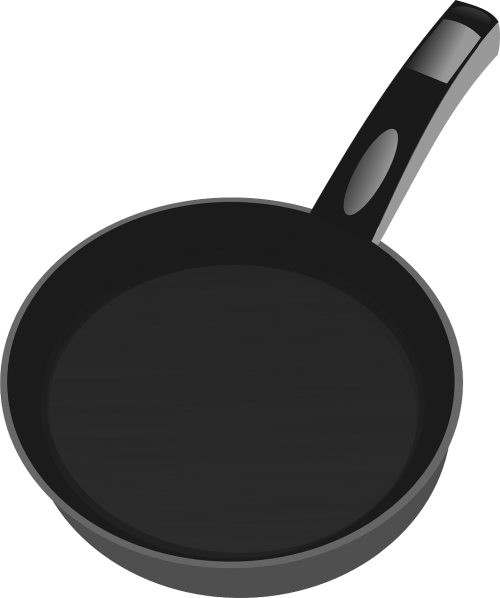 frying pan tool