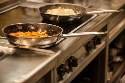 frying pan pan kitchen