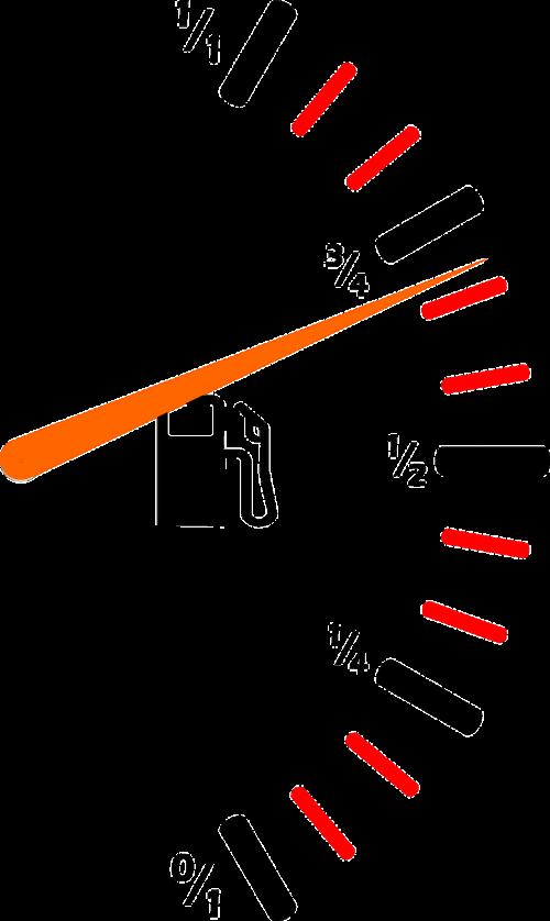 fuel fuel gauge petrol meter
