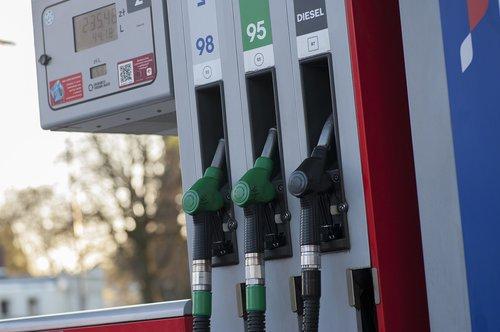 fuel  petrol  gas