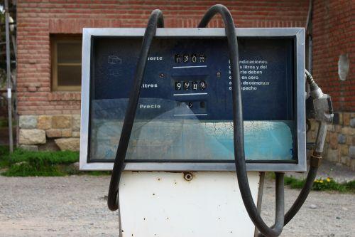 fuel fuel pump old